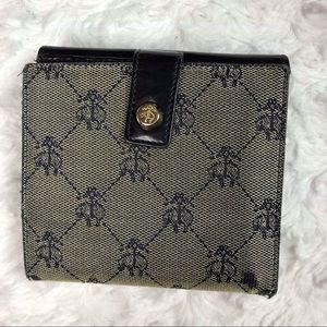 Brooks Brothers Made in Italy Leather Wallet